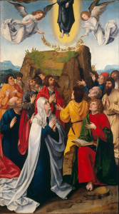 Meister der Antwerpener Anbetung, Teile eines Altarwerks, Eichenholz, Wallraf-Richartz-Museum & Fondation Corboud, Köln Foto: RBA